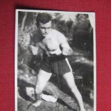 Coleccionismo deportivo: BOXEO. FOTOGRAFIA BOXEADOR. Lote 42773056