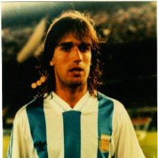 Coleccionismo deportivo: FOTOGRAFIA BATISTUTA.SELECCION ARGENTINA.. Lote 43112100