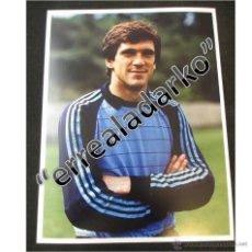Coleccionismo deportivo: FOTOGRAFIA 15X20 ARKONADA REAL SOCIEDAD ARCONADA. Lote 43255980