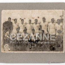 Coleccionismo deportivo: DUKE FOTOGRAFÍA SEVILLA F.C. ALINEACIÓN. EQUIPO. FOTO. SÁNCHEZ PIZJUÁN.. Lote 43300660