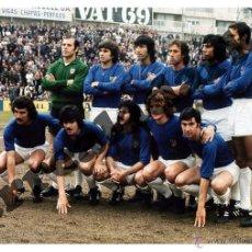 Coleccionismo deportivo: FOTOGRAFIA 15X22 ATLETICO DE MADRID 75-76 1975-1976. Lote 127448131