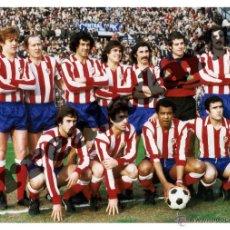 Coleccionismo deportivo: FOTOGRAFIA 15X22 ATLETICO DE MADRID 78-79 1978-1979. Lote 128684290