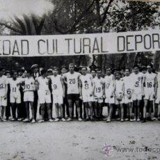 Coleccionismo deportivo: 1917 CAMPEONATO DE LA SOCIEDAD CULTURAL DEPORTIVA. Lote 43653194