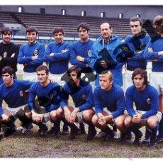 Coleccionismo deportivo: FOTOGRAFIA 15X23 REAL OVIEDO 1971-72. Lote 47890537