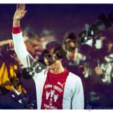 Coleccionismo deportivo: FOTOGRAFIA 15X22 JOHAN CRUYFF 1978. Lote 44287892