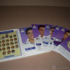 Coleccionismo deportivo: ALBUM DE FOTOS + PINS. Lote 44327885
