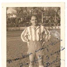 Coleccionismo deportivo: JUGADOR DE FÚTBOL. ANTIGUA FOTO. Lote 44430871