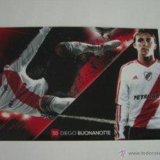 Coleccionismo deportivo - Fotografía de Diego Buonanotte (River Plate) Ex jugador Málaga, Granada,... - 44915904