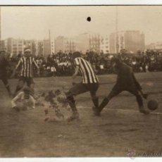 Coleccionismo deportivo: FOTO. F.C.BARCELONA. ATHLETIC DE BILBAO 1916. Lote 45169284