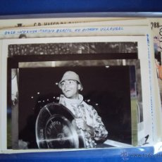Coleccionismo deportivo: (ROM-1)LOTE DE 37 FOTOGRAFIAS ORIGINALES,ROMARIO,VASCO DE GAMA,PSV EINDHOVEN Y SELECCION BRASILEÑA. Lote 45401628