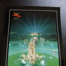 Coleccionismo deportivo: POSTAL CONJUNTO DE 3 POSTALES COLECCION OLIMPICA BARCELONA 92 Nº 52 , 63 Y 118. Lote 45506763