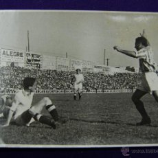 Coleccionismo deportivo: FOTOGRAFIA DEL ANTIGUO CHAMARTIN. EQUIPO DE FUTBOL REAL MADRID. DIARIO LA MAÑANA-CRONISTA SOCIEDAD. Lote 46383424
