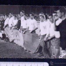 Coleccionismo deportivo: PLANTILLA DEL CÁDIZ.C.F.PRINCIPIOS DE LOS AÑOS 60.. Lote 46453918