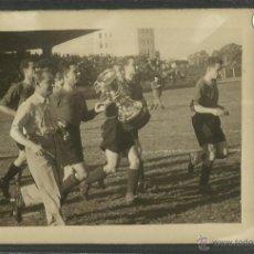 Coleccionismo deportivo: FUTBOL CLUB BARCELONA - CESAR -CAMPEON DE LA III EDICION TROFEO TERESA HERRERA AÑO 1948 -(CD-1256). Lote 46978295