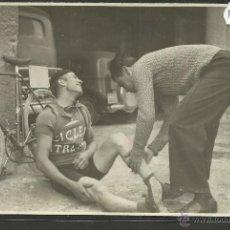 Coleccionismo deportivo: CICLISMO - VOLTA CICLISTA A CATALUNYA AÑO 1935 - FOTOGRAFIA BADOSA - MIDE 11,5 X 17 CM. - (F-912). Lote 47146370