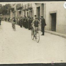 Coleccionismo deportivo: CICLISMO - VOLTA CICLISTA A CATALUNYA AÑO 1935 - FOTOGRAFIA BADOSA - MIDE 11,5 X 17 CM. - (F-927). Lote 47146943