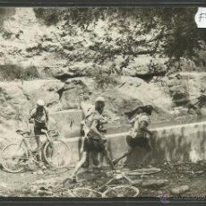 Coleccionismo deportivo: CICLISMO - VOLTA CICLISTA A CATALUNYA AÑO 1935 - FOTOGRAFIA BADOSA - MIDE 11,5 X 17 CM. - (F-929). Lote 47146972