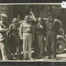 Coleccionismo deportivo: CICLISMO - VOLTA CICLISTA A CATALUNYA AÑO 1935 - FOTOGRAFIA BADOSA - MIDE 11,5 X 17 CM. - (F-938). Lote 47147190
