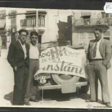Coleccionismo deportivo: CICLISMO - VOLTA CICLISTA A CATALUNYA AÑO 1935 - FOTOGRAFIA BADOSA - MIDE 11,5 X 17 CM. - (F-940). Lote 47147273