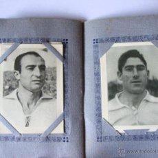 Coleccionismo deportivo: FOTOGRAFIAS ORIGINALES ANTIGUAS AÑOS 30-40 JUGADORES DEL SEVILLA CLUB DE FUTBOL. AUTENTICA RAREZA.. Lote 47642173