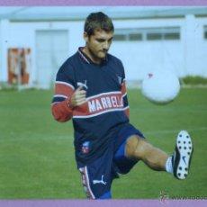 Coleccionismo deportivo: FOTO DEL FUTBOL - VIERI - ITALIA. Lote 49148231