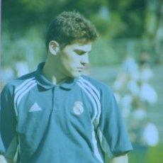 Coleccionismo deportivo: FOTO DEL FUTBOL - JUGADOR DEL REAL MADRID - GRAN PORTERO Y SR, IKER CASILLAS. Lote 49148319
