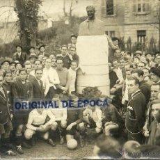 Coleccionismo deportivo: (F-057)FOTOGRAFIA DE LOS EQUIPOS,F.C.BARCELONA Y ARENAS DE GETXO,AÑOS 20. Lote 49247915