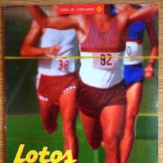 Coleccionismo deportivo: COLECCIÓN COMPLETA FOTOS, LAS IMÁGENES DE BARCELONA 92. Lote 49350708