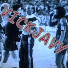 Coleccionismo deportivo: KARL-HEINZ RUMMENIGGE MUNDIAL FUTBOL 82 PHOTO PRESS FOOTBALL FIFA WORLD CUP. Lote 49886363