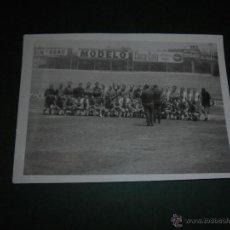 Coleccionismo deportivo: REAL CLUB DEPORTIVO ESPAÑOL - ANTIGUA FOTOGRAFIA ORIGINAL DEL EQUIPO . - 15X10,5 CM. . Lote 49911887