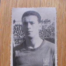 Coleccionismo deportivo: FOTOGRAFIA JUGADOR FUTBOL ANTIGUA. Lote 49978453