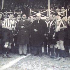 Coleccionismo deportivo: (F-0801)FOTOGRAFIA PARTIDO DE FUTBOL HERCULES C.F.-ATHLETIC DE BILBAO,12 DE ENERO DE 1933. Lote 50542004