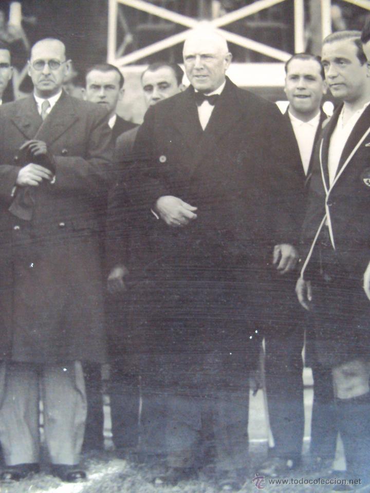 Coleccionismo deportivo: (F-0801)FOTOGRAFIA PARTIDO DE FUTBOL HERCULES C.F.-ATHLETIC DE BILBAO,12 DE ENERO DE 1933 - Foto 4 - 50542004