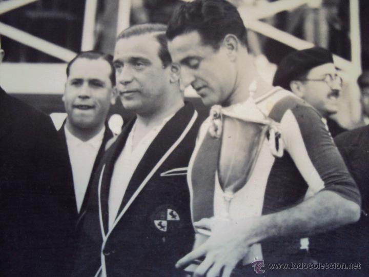 Coleccionismo deportivo: (F-0801)FOTOGRAFIA PARTIDO DE FUTBOL HERCULES C.F.-ATHLETIC DE BILBAO,12 DE ENERO DE 1933 - Foto 8 - 50542004