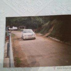 Coleccionismo deportivo: FOTO ANTIGUA DE COCHE DE CARRERAS-1987. Lote 50876989
