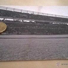 Coleccionismo deportivo: VISTA PANORÁMICA (DIVIDIDA EN TRES FOTOS) ESTADIO DE LA ROSALEDA.DICIEMB 1965. TAMAÑO ABIERTO:52X11. Lote 50824647