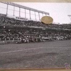 Coleccionismo deportivo: VISTA PANORÁMICA (DIVIDIDA EN TRES FOTOS) DEL ESTADIO DE LA ROSALEDA.JUNIO 1982. TAMAÑO:60X16.. Lote 50870976