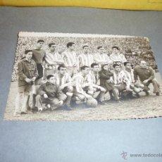 Coleccionismo deportivo - REAL CLUB DEPORTIVO ESPANYOL - ANTIGUA FOTOGRAFIA ORIGINAL DE EPOCA - EQUIPO ESPANYOL - 17,5X11,5 CM - 51583168