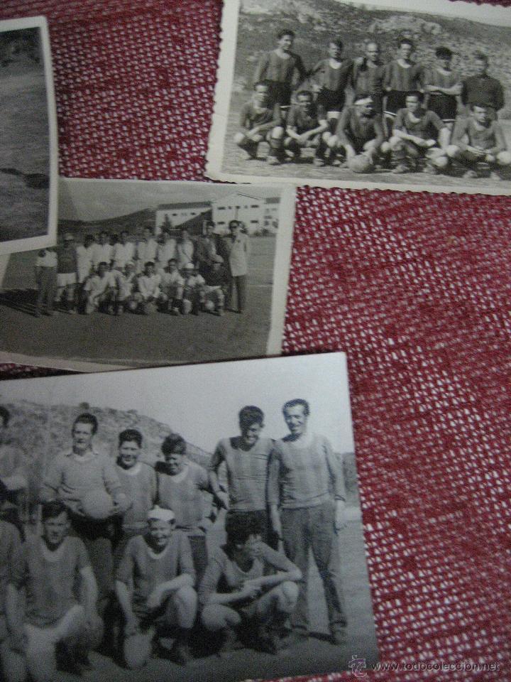 Coleccionismo deportivo: ANTIGUAS FOTOGRAFIAS DE EQUIPOS DE FUTBOL - Foto 2 - 52396640