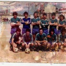 Coleccionismo deportivo: U. D. CORNELLA 1977. Lote 52696429