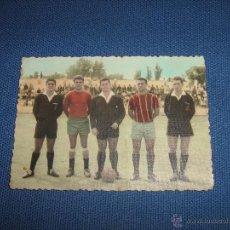 Coleccionismo deportivo: FOTOGRAFIA COLOREADA DE 10X8 CM - PARTIDO SEVILLA - SAN RAFAEL - CAMPO PISCINA - AÑOS 60. Lote 53288102