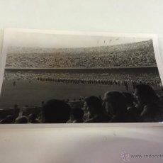 Coleccionismo deportivo: A59- FOTO DE LA INAGURACIÓN DEL NOU CAMP. Lote 53371958