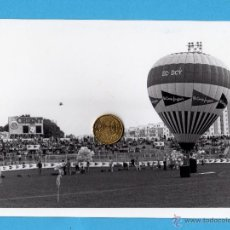 Coleccionismo deportivo: FOTO, PUBLICIDAD EN EL ESTADIO DE LA ROSALEDA DE MALAGA. JUNIO 1979. TAMAÑO: 18X13. Lote 53938866