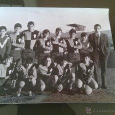 Coleccionismo deportivo: FOTOGRAFIA INMACULADA CLUB DE FUTBOL -JESUITAS ALICANTE? TEMPORADA 69 70. Lote 54255074