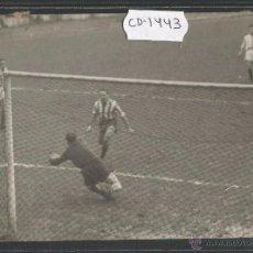 Coleccionismo deportivo: FOTOGRAFIA PARTIDO SPORTING GIJON- REAL SOCIEDAD - 23 NOVIEMBRE 1952 --(CD-1443). Lote 54474014