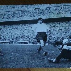Coleccionismo deportivo: FOTOGRAFÍA SELECCIÓN ESPAÑOLA AÑOS 50. Lote 55326091