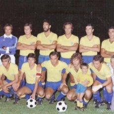 Coleccionismo deportivo: FOTO ORIGINAL CÁDIZ CF (77/78). Lote 57072228