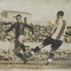 Coleccionismo deportivo: FO-013. FOTOGRAFIA ORIGINAL DE JOSE SAMITIER. PARTIDO ESPAÑOL- BARCELONA. 1920.. Lote 57227685