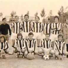 Coleccionismo deportivo: CLUB DEPORTIVO BADAJOZ . TRES FOTOGRAFIAS. Lote 58496246