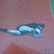 Coleccionismo deportivo: THE BLACK SPIDER. Lote 58337474